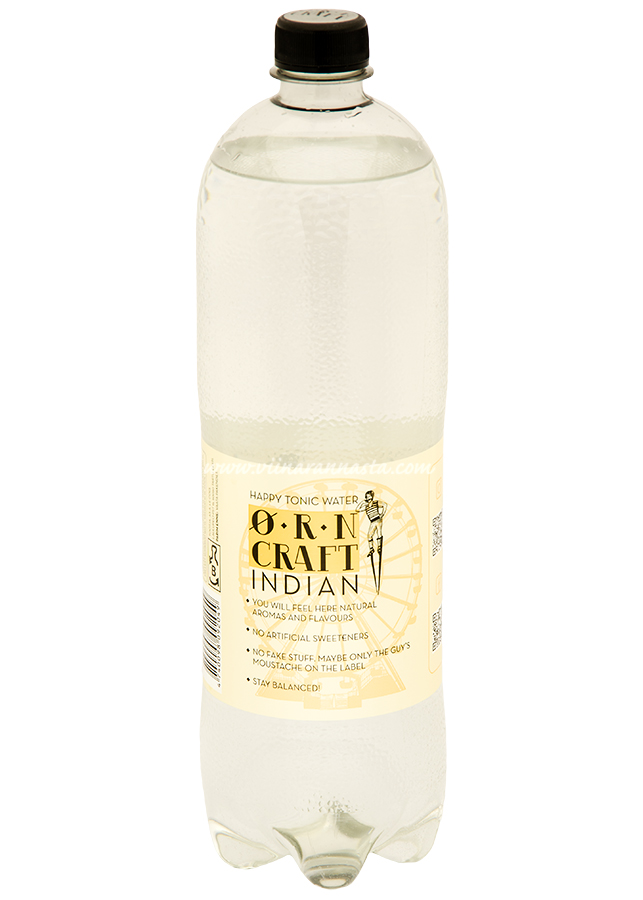 Orn Craft Indian Tonic 100cl PET