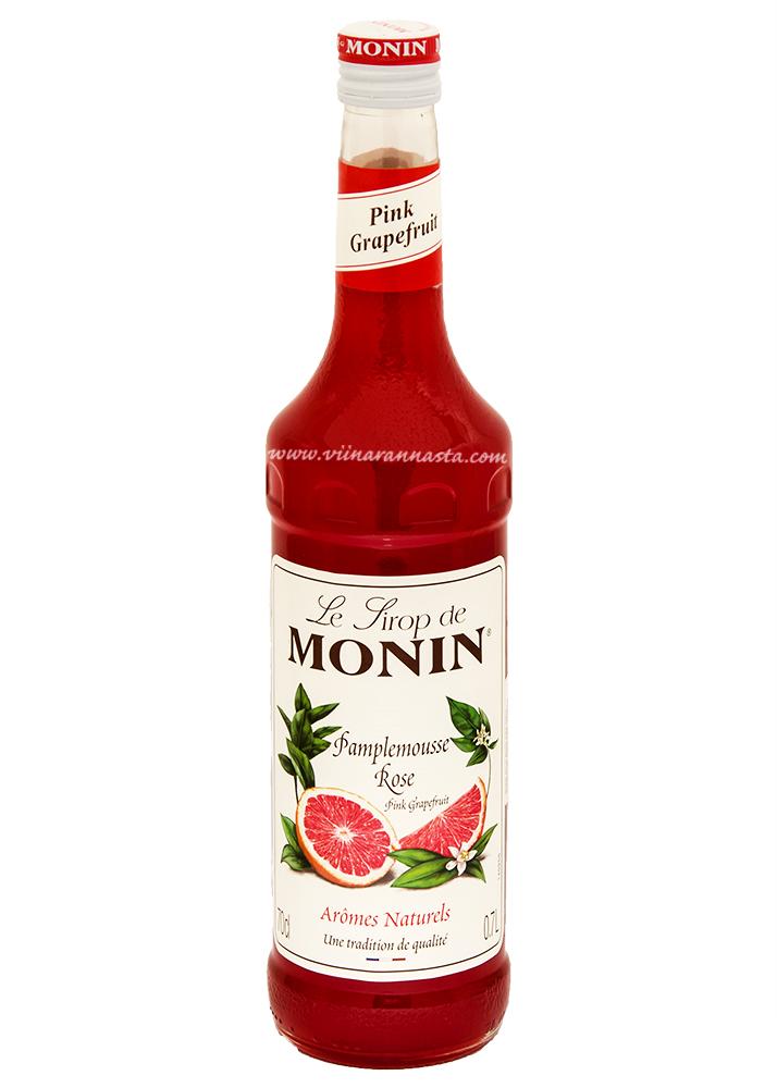 Monin Pink Grapefruit Cocktail Syrup 70cl