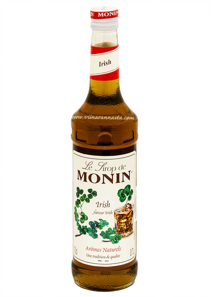 Monin Irish Coffee Cocktail Syrup 70cl