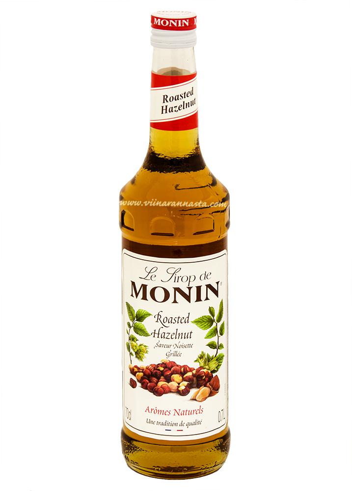 Monin Roasted Hazelnut Cocktail Syrup 70cl