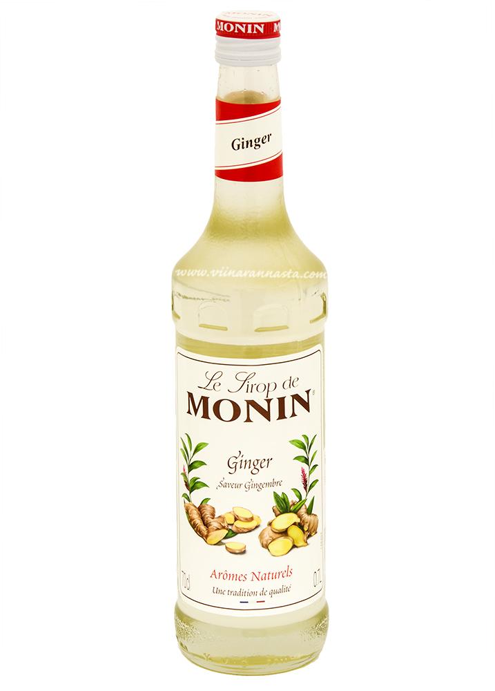 Monin Ginger Cocktail Syrup 70cl