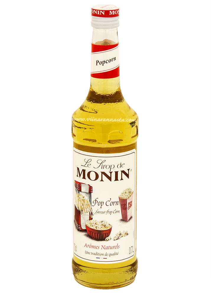 Monin Pop Corn Cocktail Syrup 70cl
