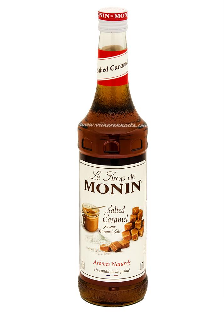 Monin Salted Caramel Cocktail Syrup 70cl