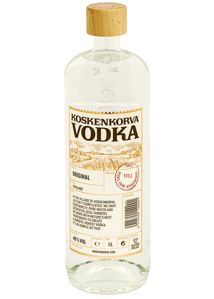 Koskenkorva Vodka Original 40% 100cl