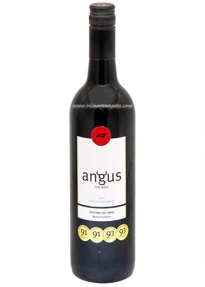Angus the Bull Cabernet Sauvignon 14% 75cl
