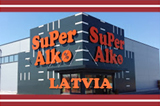 SuperAlko Latvia